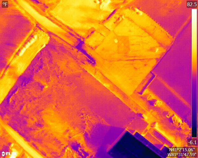 FLIR Example Rapid Aerial Imaging