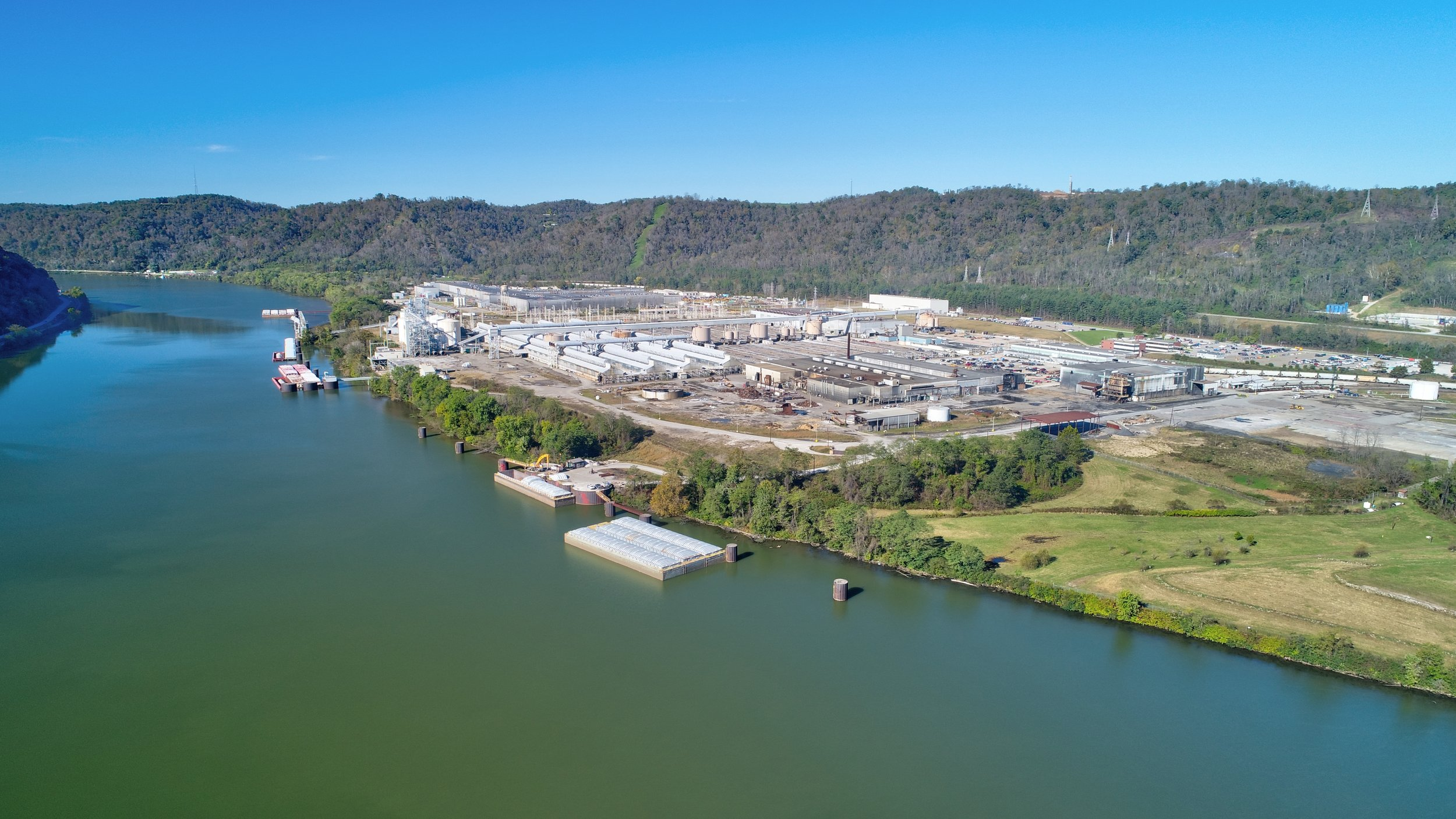 Industrial Rapid Aerial Imaging