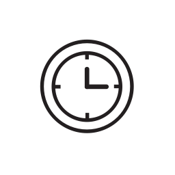 Tick, tock. - Just so you know what to expect, web projects typically run for an average of 3-4 weeks from our initial chat to final deliver. Need it sooner? Check out our Weekender package.