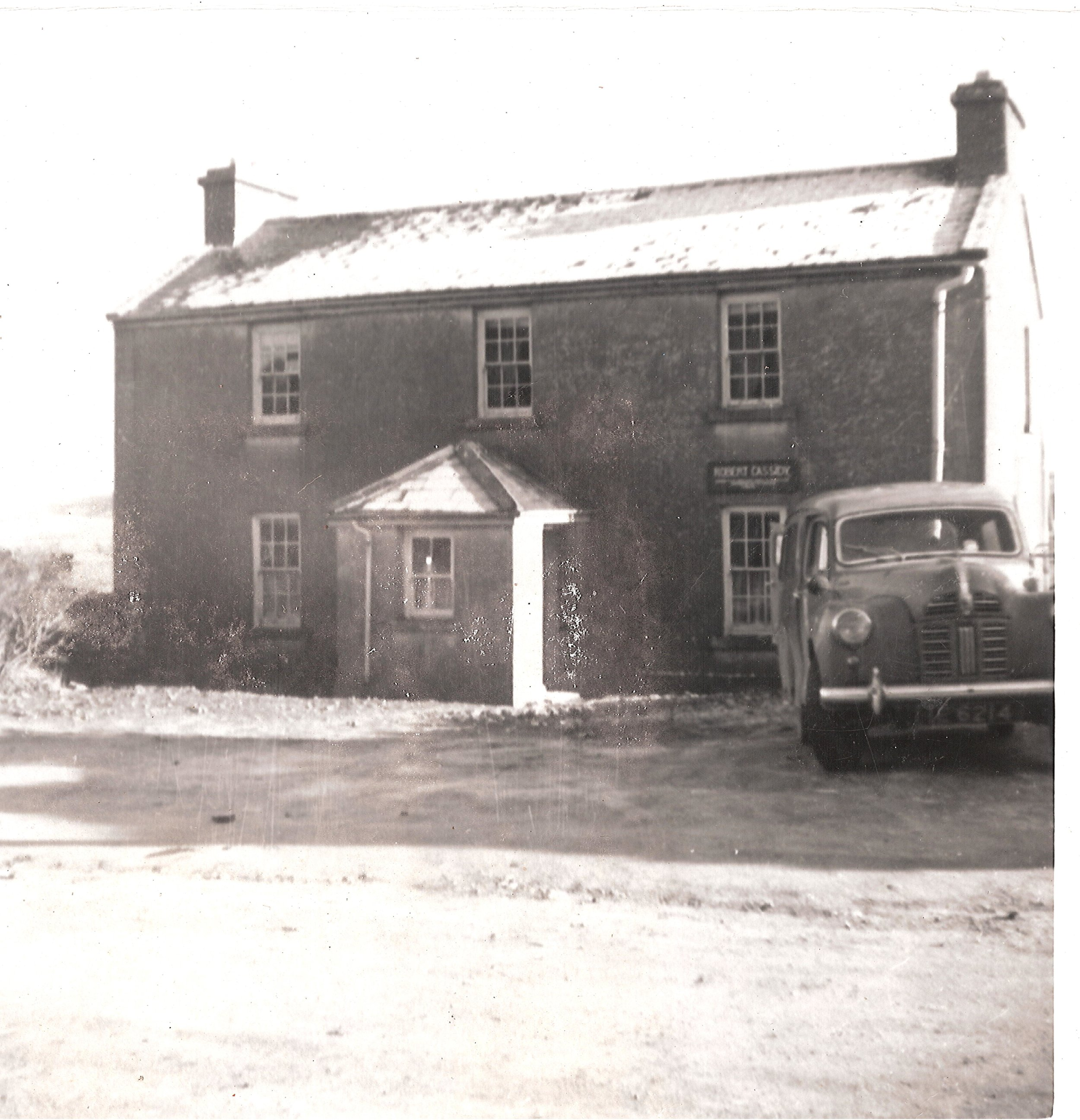 CASSIDY'S in 1956