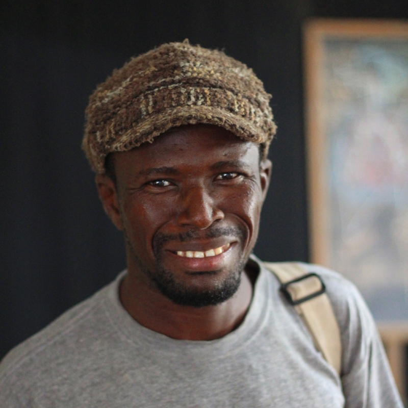 Mahamadou Mmah Camara, school teacher