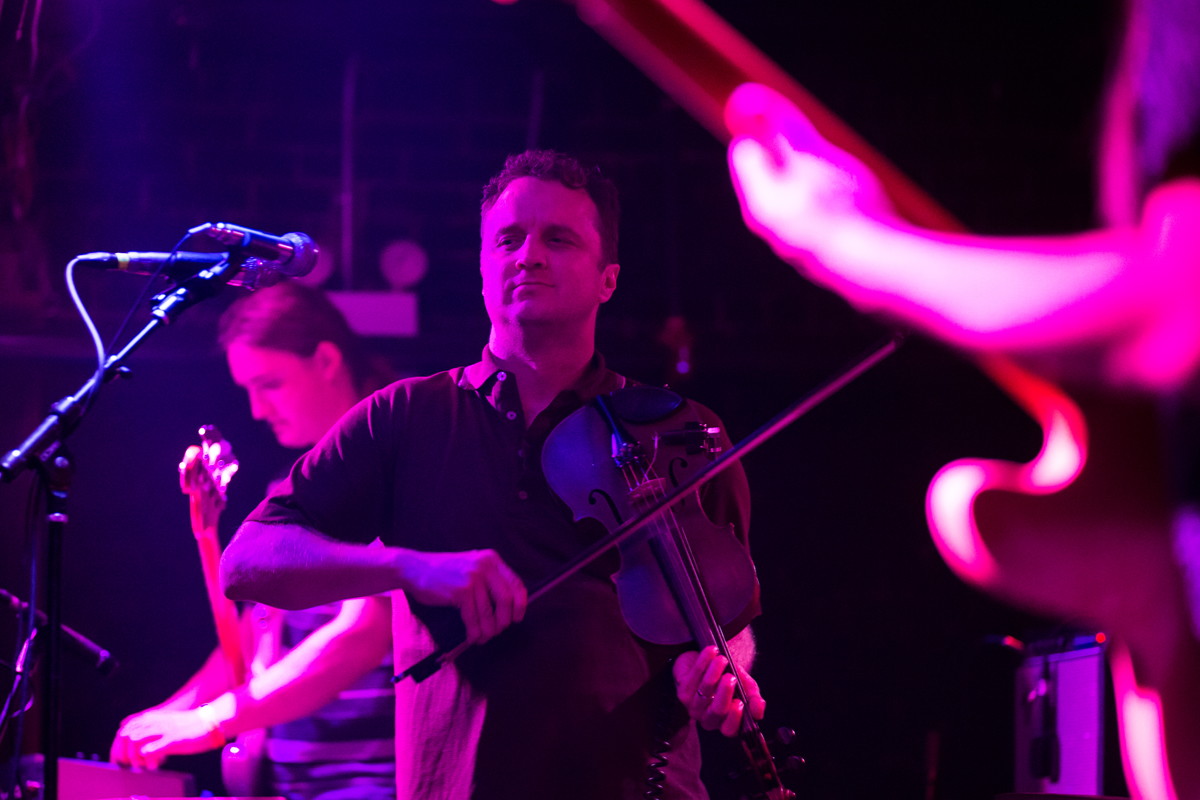 Michot's Melody Makers , featuring Louis Michot of the Lost Bayou Ramblers, September 29th, at Sunnydale in Brooklyn.
