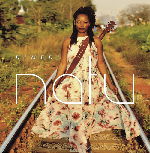 """""""Dimedi"""" produced by Natu Camara, Djessou and Abou arranged by Natu Camara. Dimedi album cover photo: Jamie Ambler"""