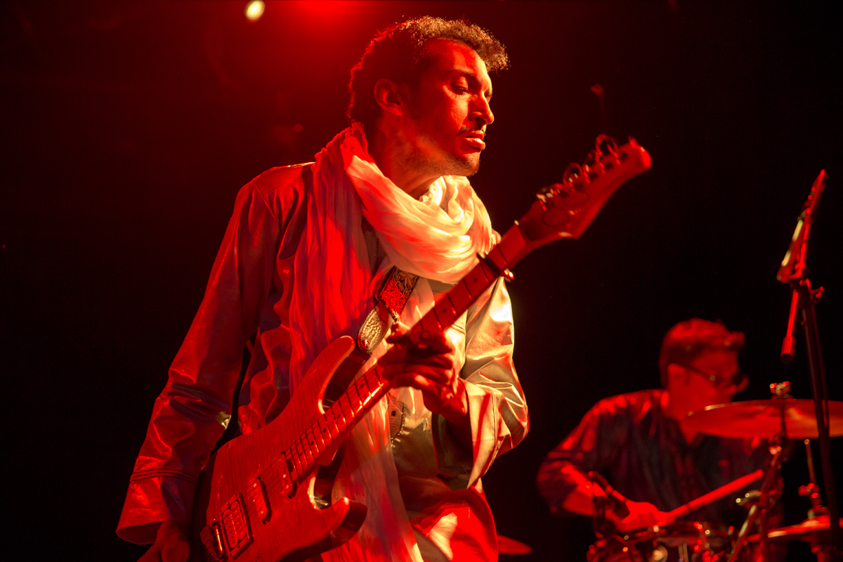 Bombino at Le Poisson Rouge