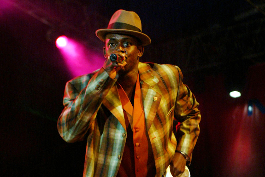 Reigning Calypsonian King Dice will appear at the One Calypso show August 17th at Rochdale Center, presented by Stardom Tent and SoloJams
