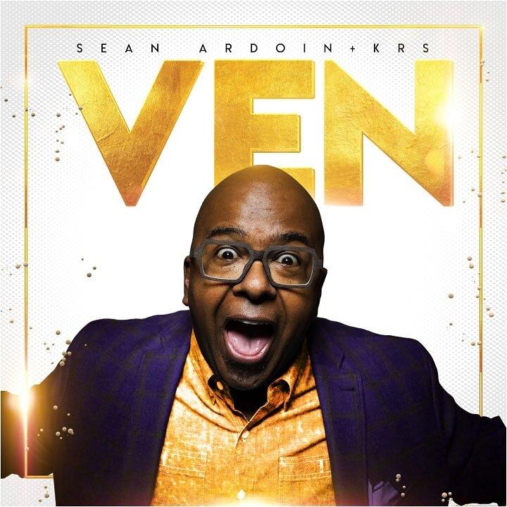 Sean Ardoin's VEN album 20 years as a solo artist.