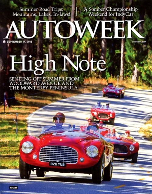 Autoweek / Sept 2015