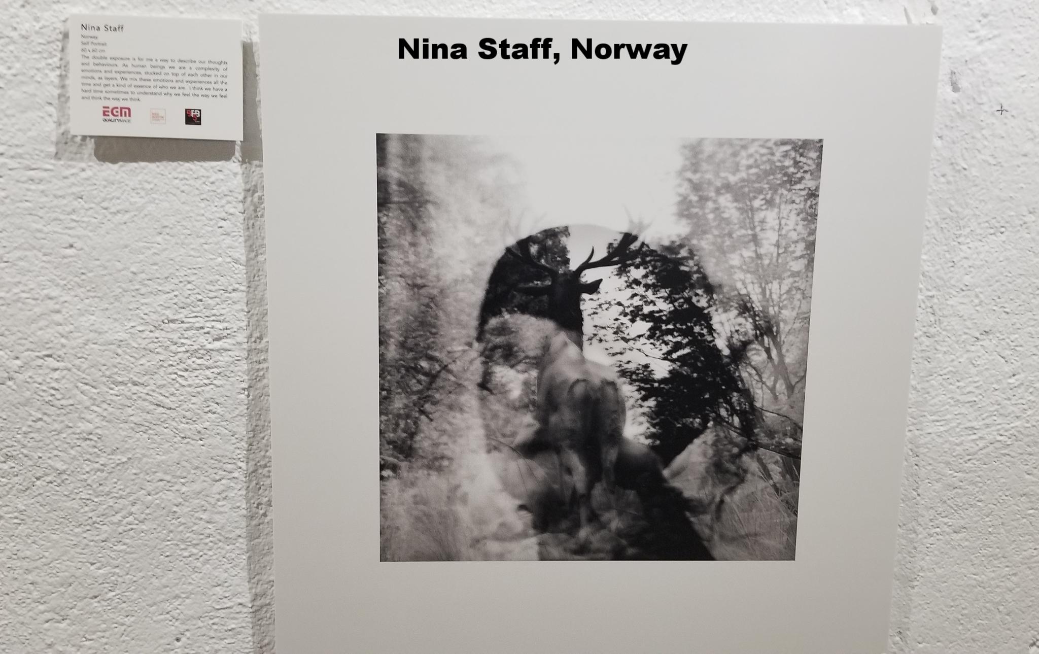 Nina Staff, Norway