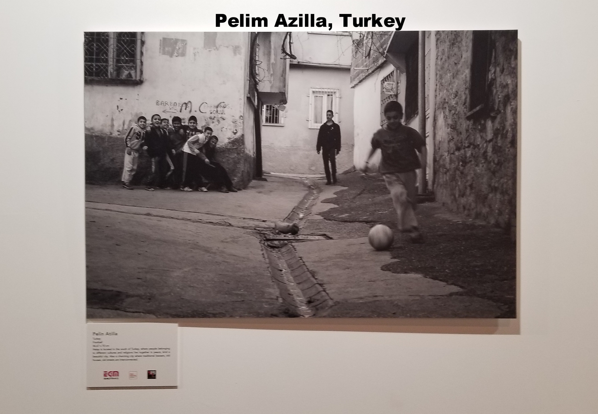 Pelim Azilla, Turkey