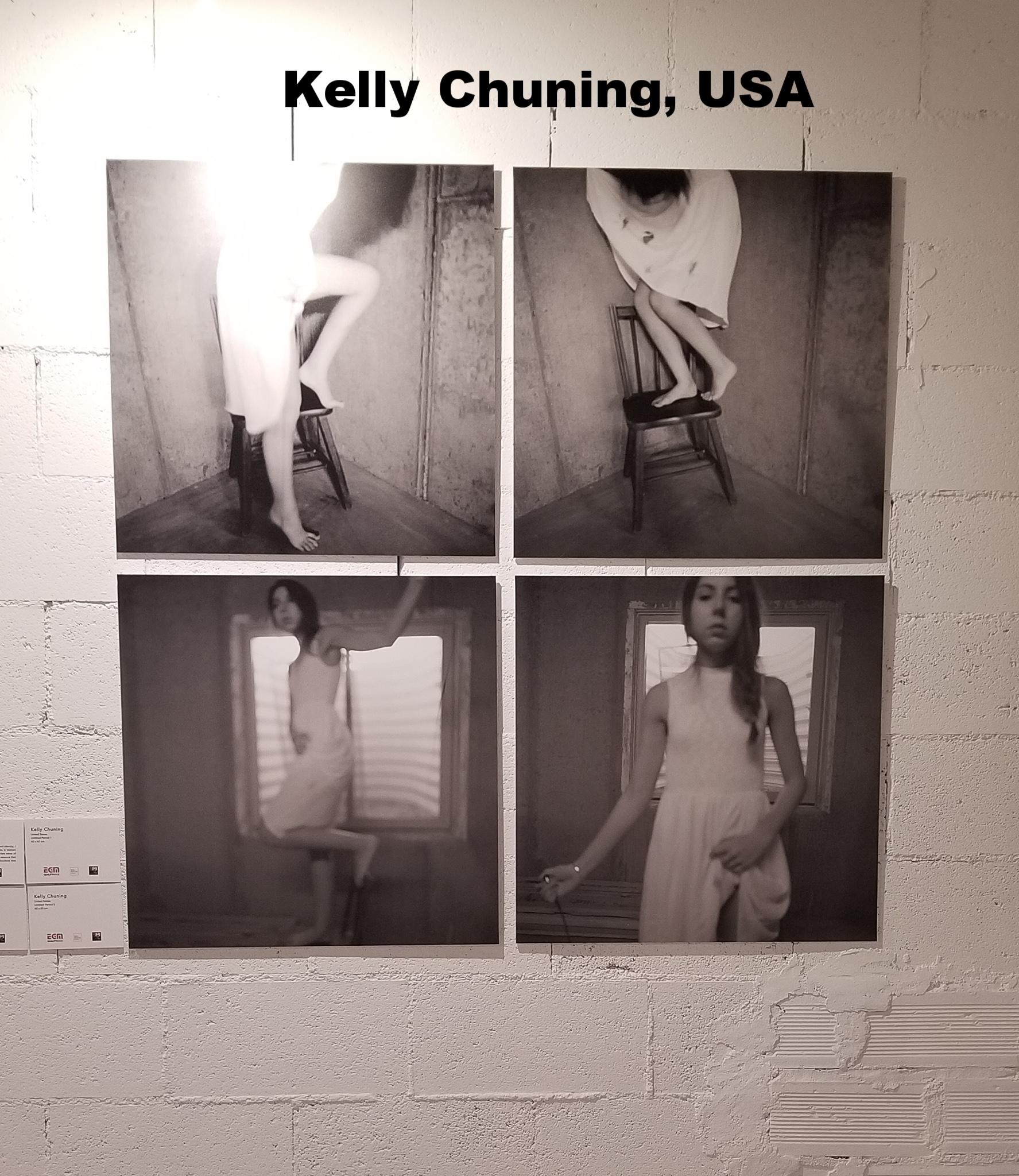 Kelly Chuning, United States