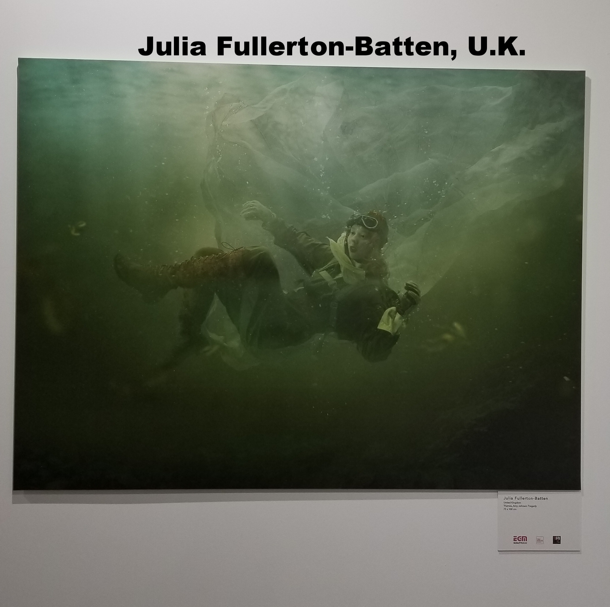 Julia Fullerton-Batten, United Kingdom