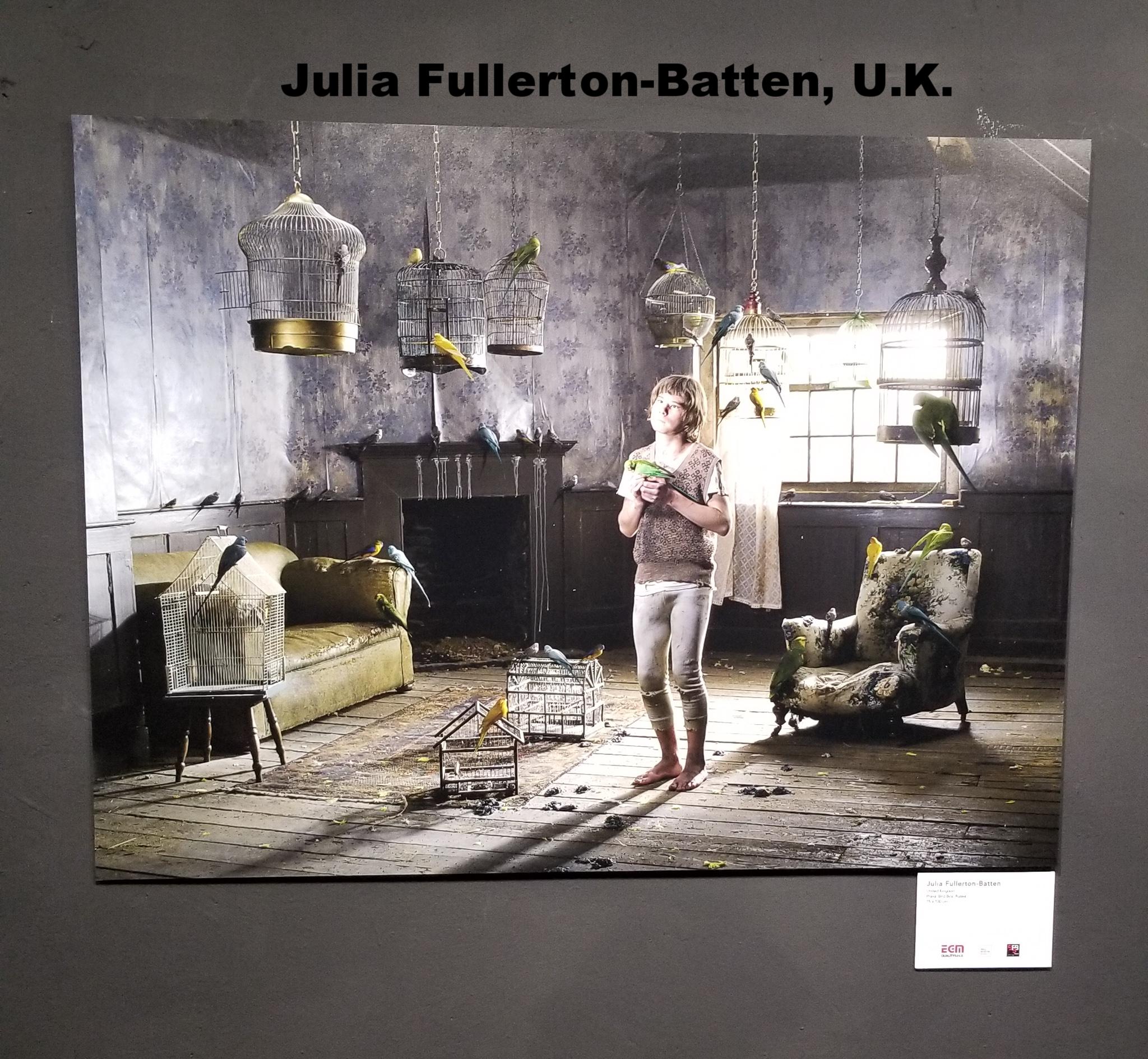 Julia Fullerton-Batten, UNited Kindgom