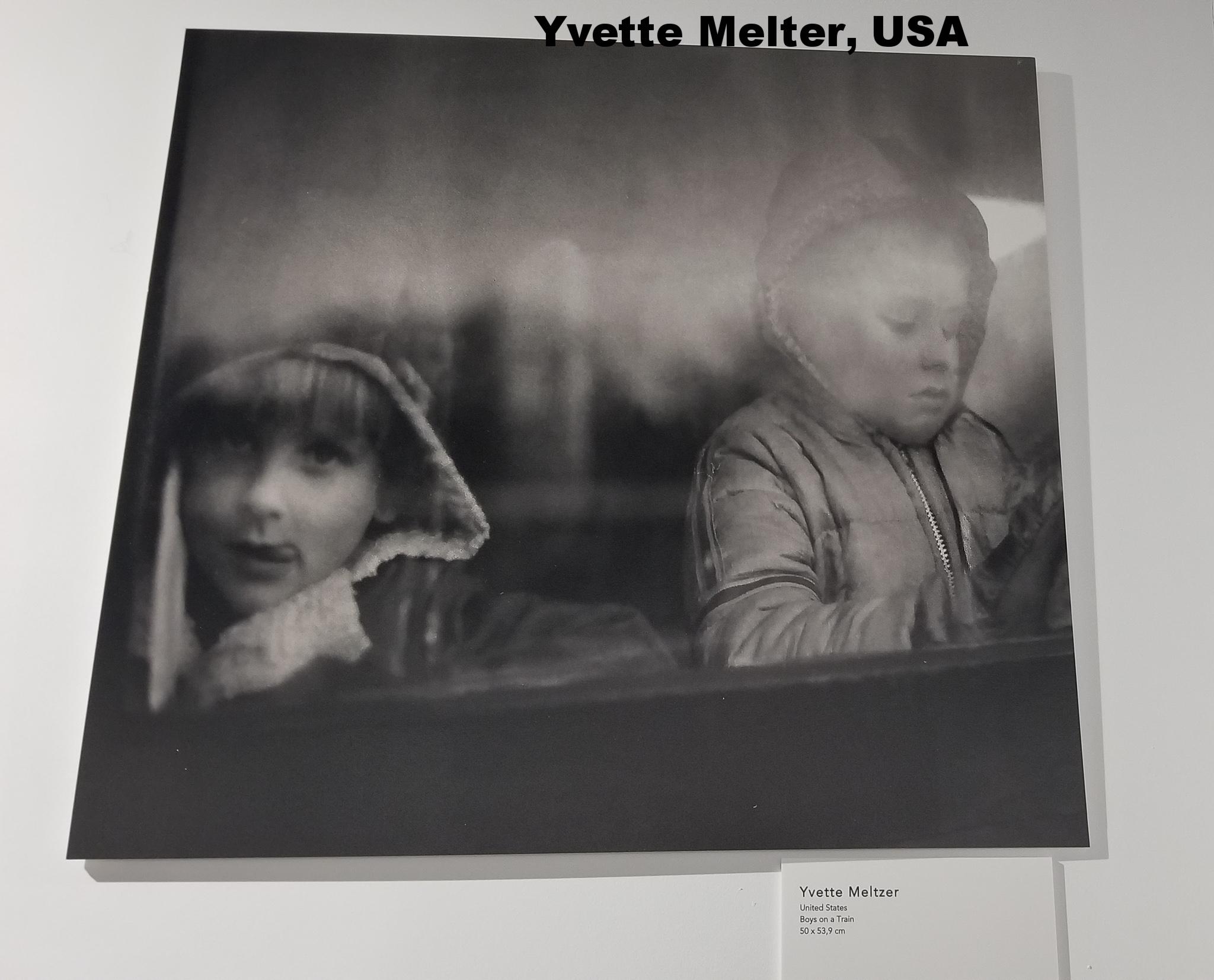 Yvette Melter, United States
