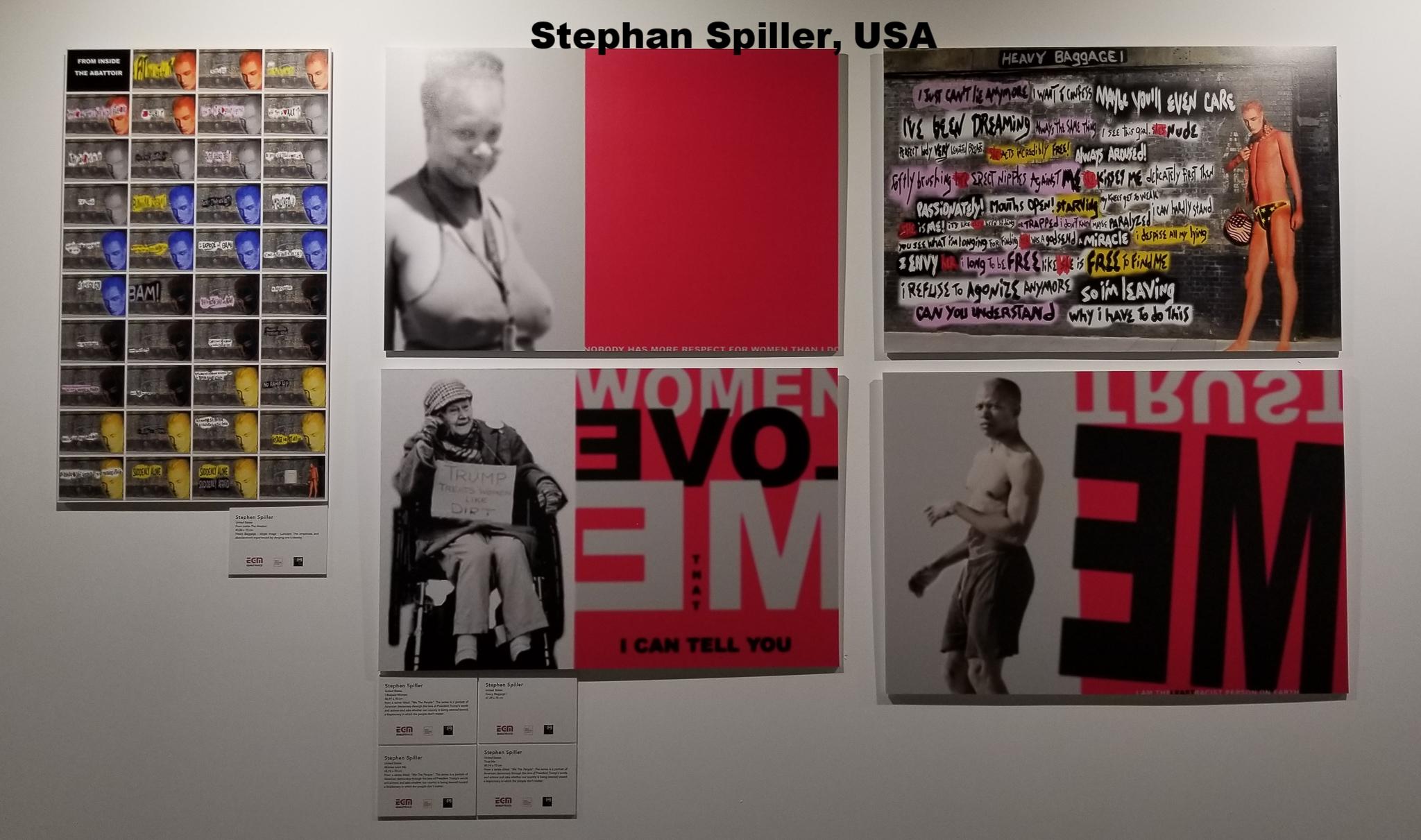 Stephen Spiller, United States