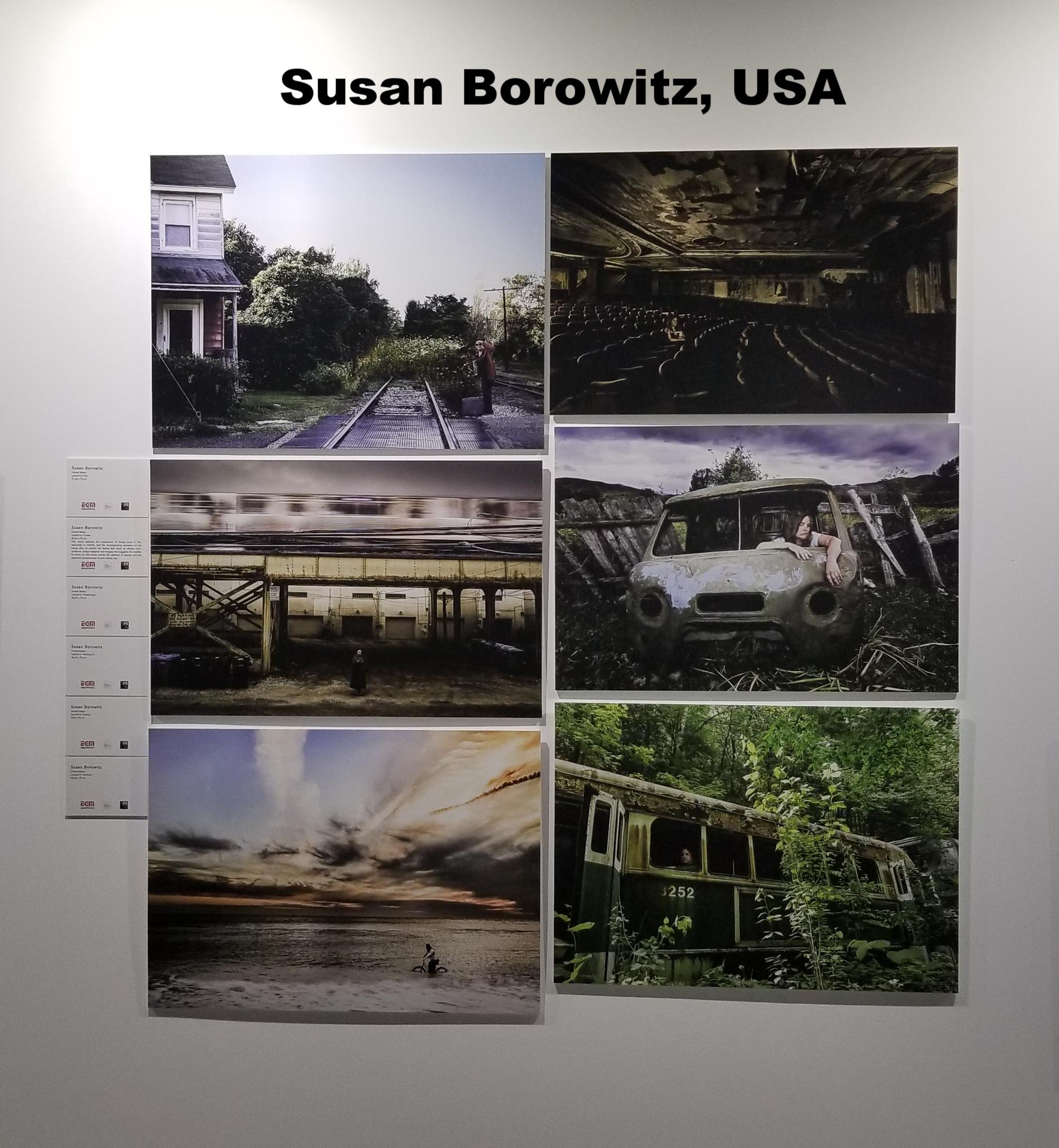 Susan Borowitz, United States