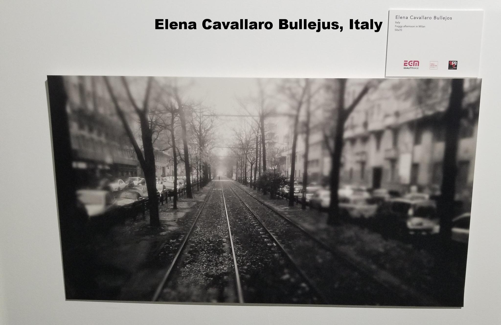 Elena Cavallaro Bullejus, Italy