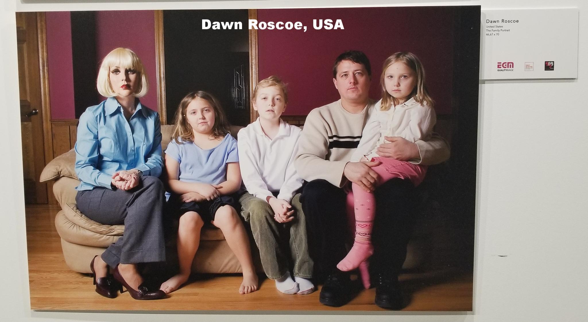 Dawn Roscoe, United States