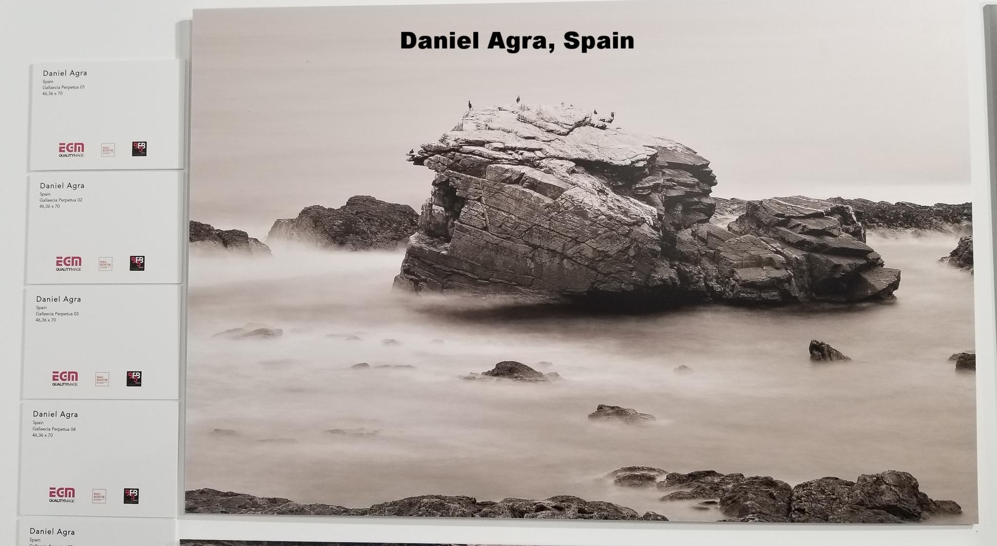 Daniel Agra, Spain