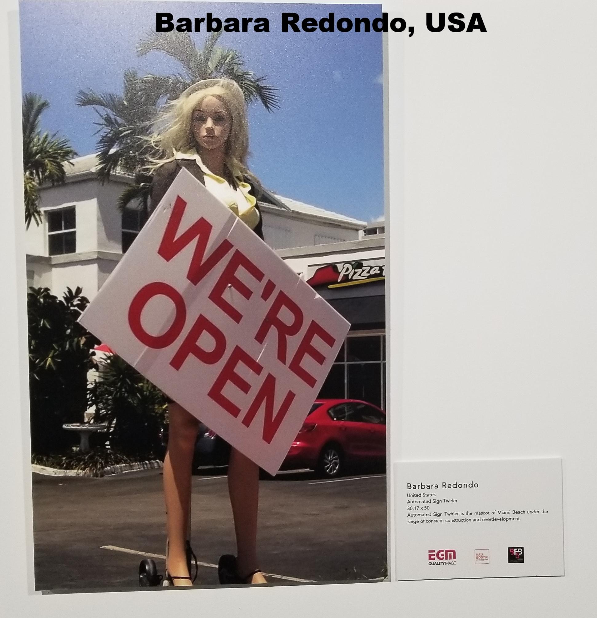 Barbara Redondo, United States