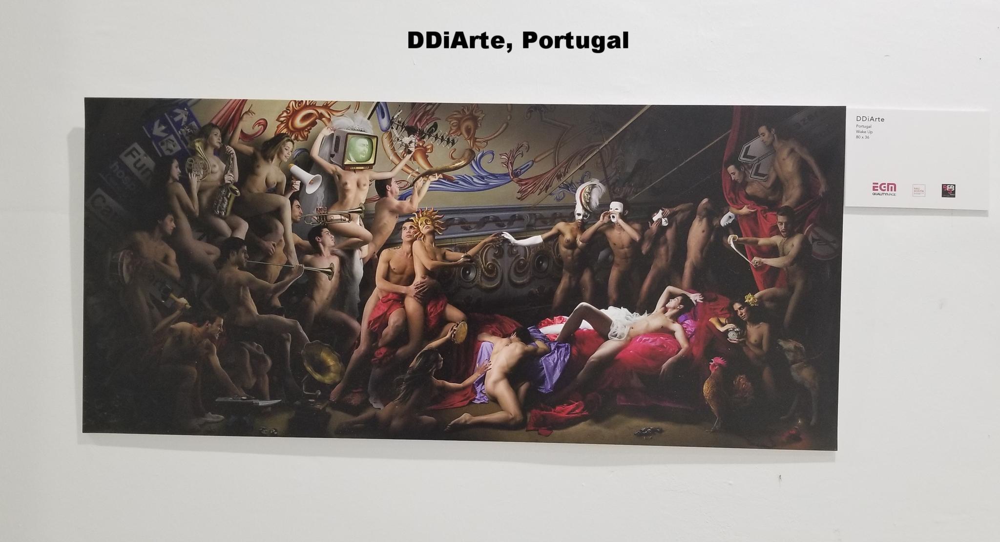 DDiArte, Portugal
