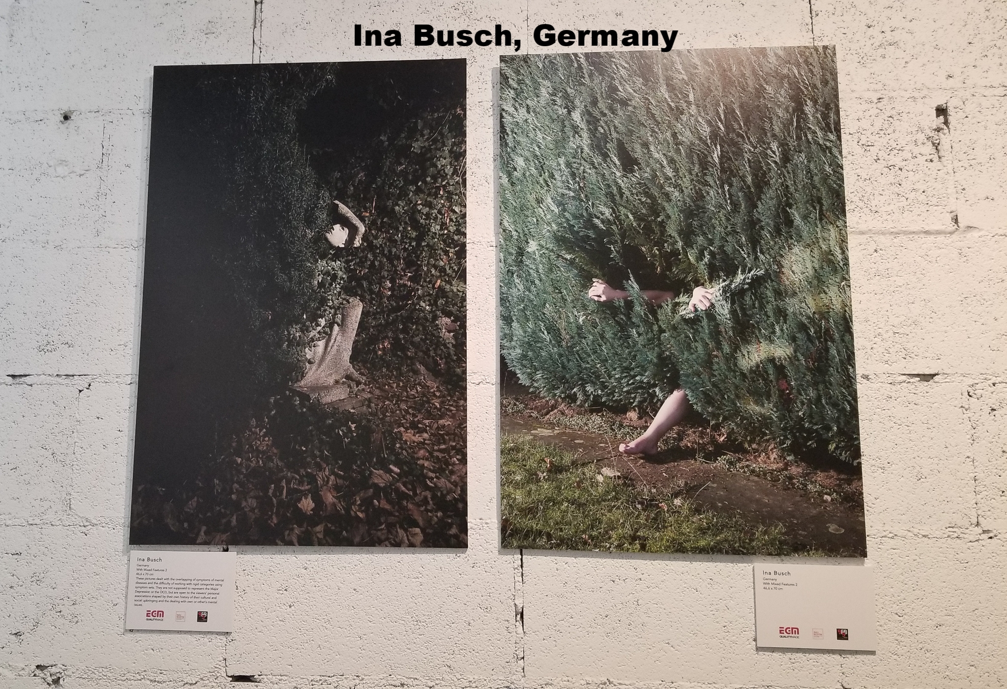 Ina Busch, Germany
