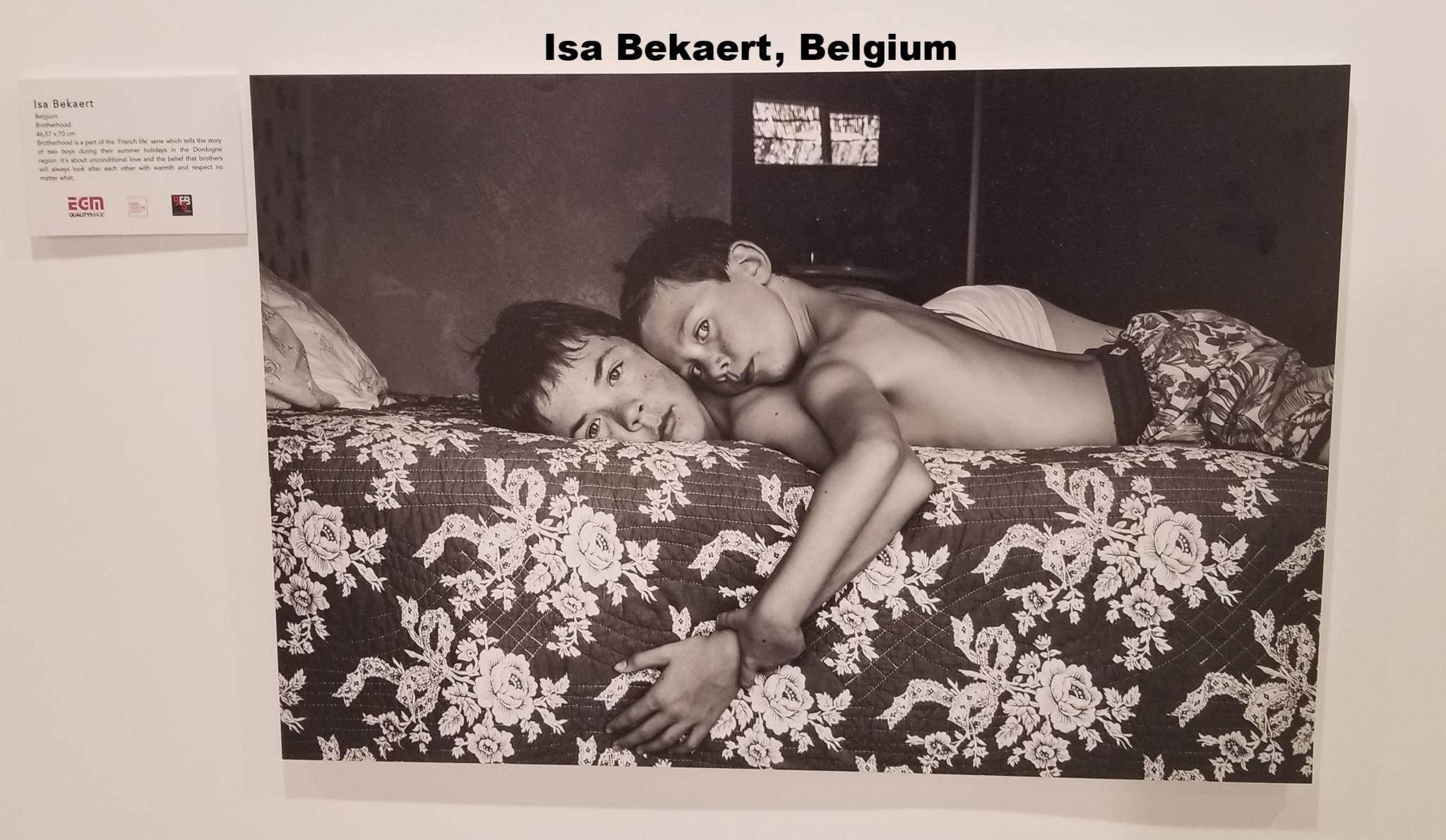 Isa Bekaert, Belgium