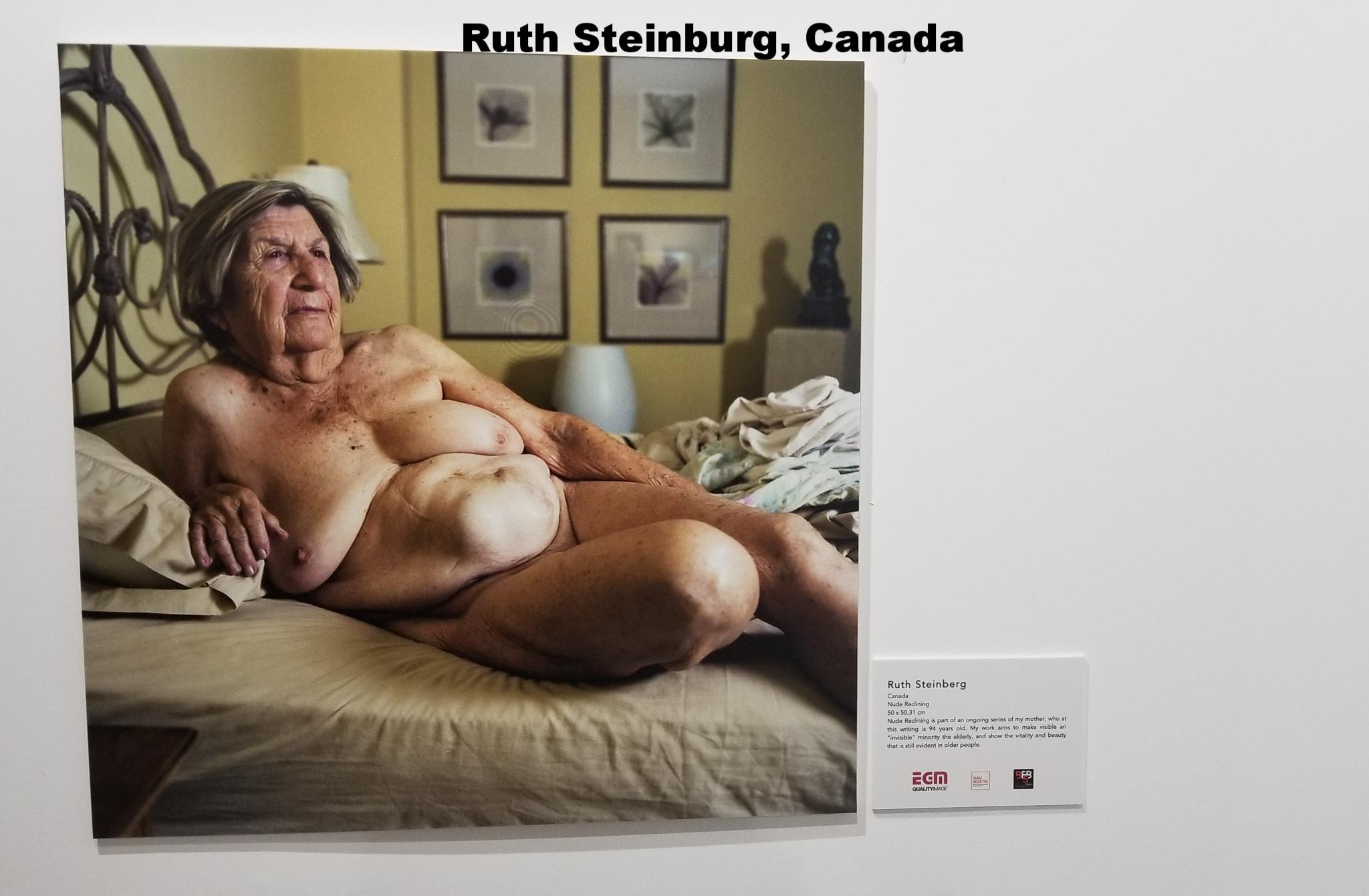 Ruth Steinberg, Canada