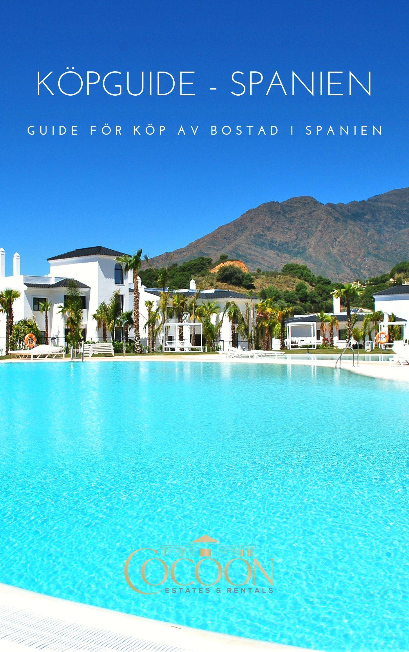 Gratis köpguide för Spanska fastigheter -