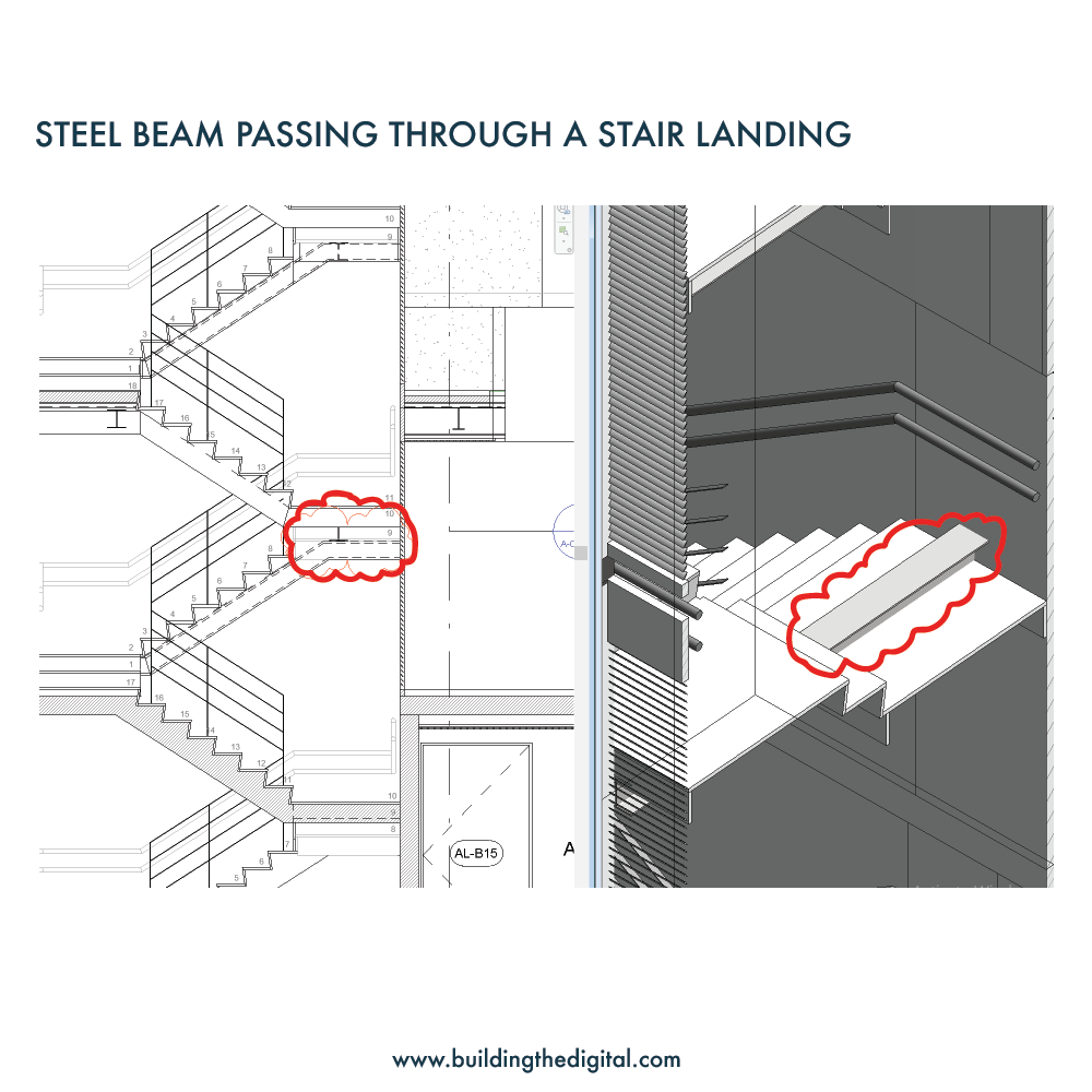 Clash detection in Revit between architectural elements and structural beams: https://www.buildingthedigital.com/blog/bim-beginners