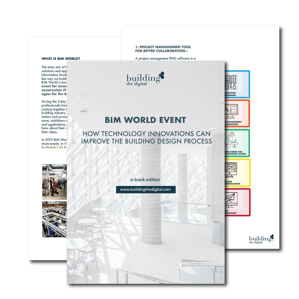 BIM technology innovations - get the ebook