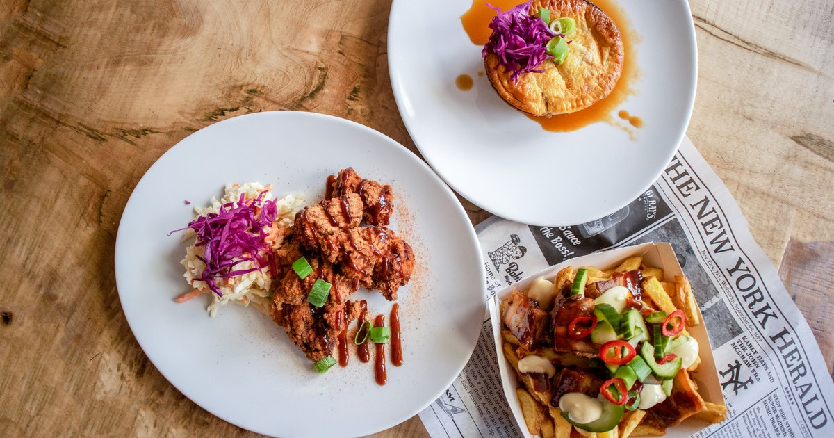 About us - Culinary Pub food & craft beer in a cozy rustic environment, focusing on an all-round experience for every guest, local & international!