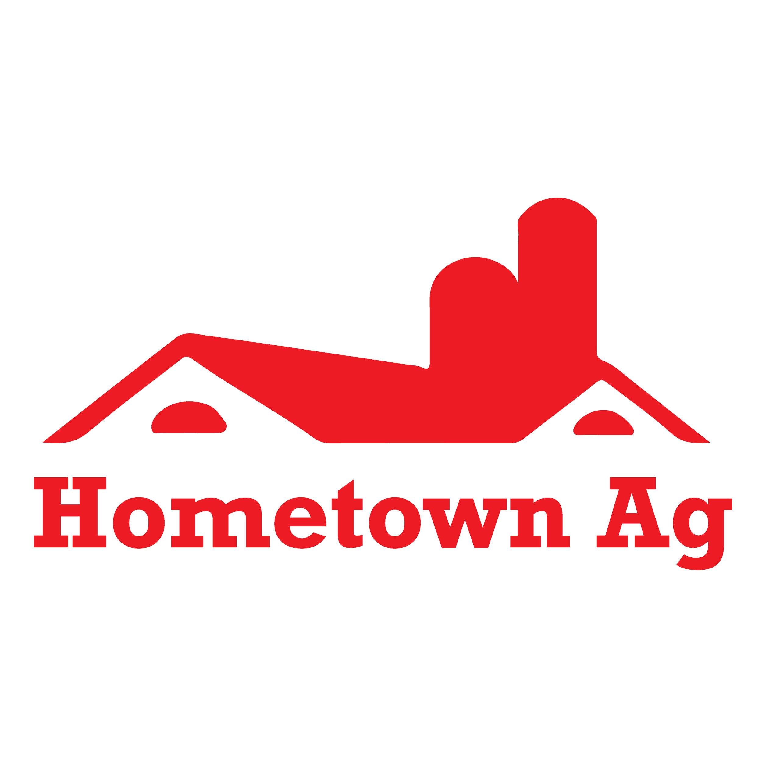 Hometown Ag logo