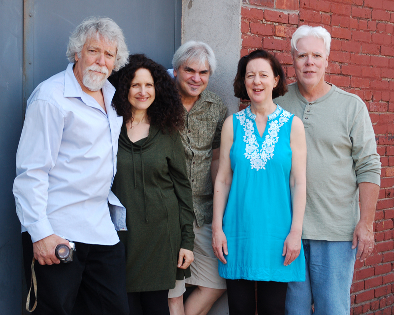 Mark Weber, Carol Liebowitz, Ken Filiano, Eva Lindal, Bill Payne