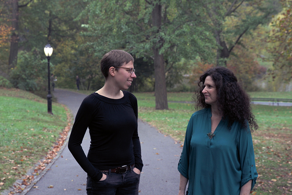 Birgitta Flick & Carol Liebowitz