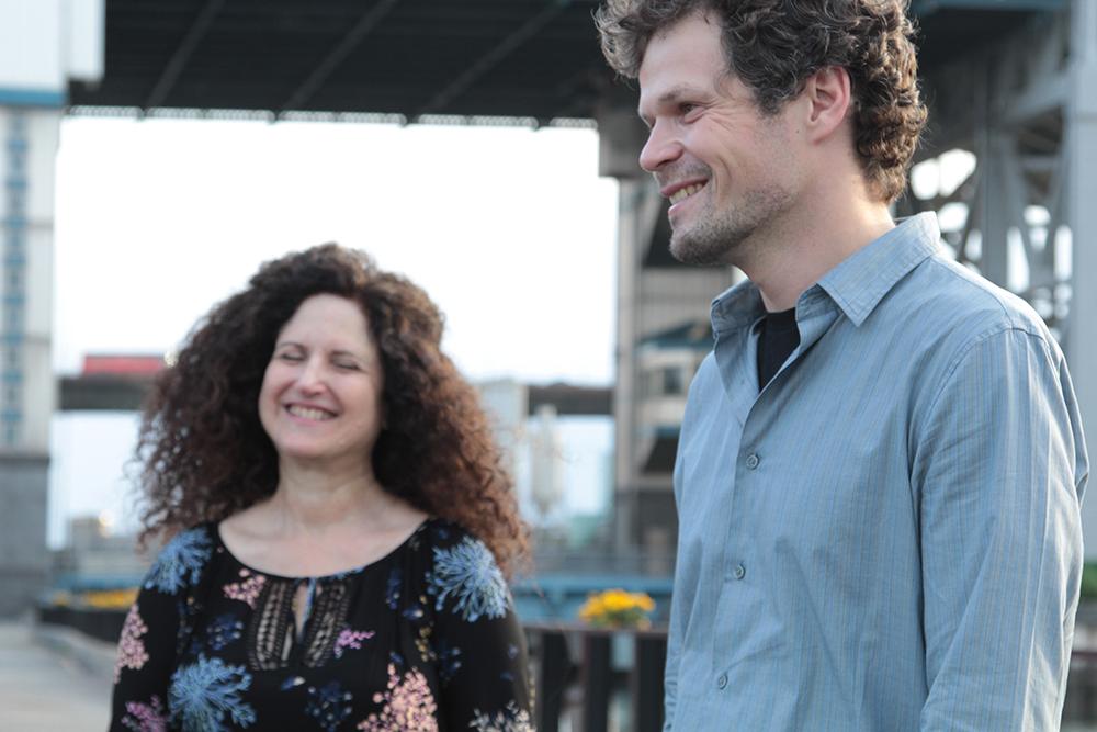 Carol Liebowitz & Nick Lyons