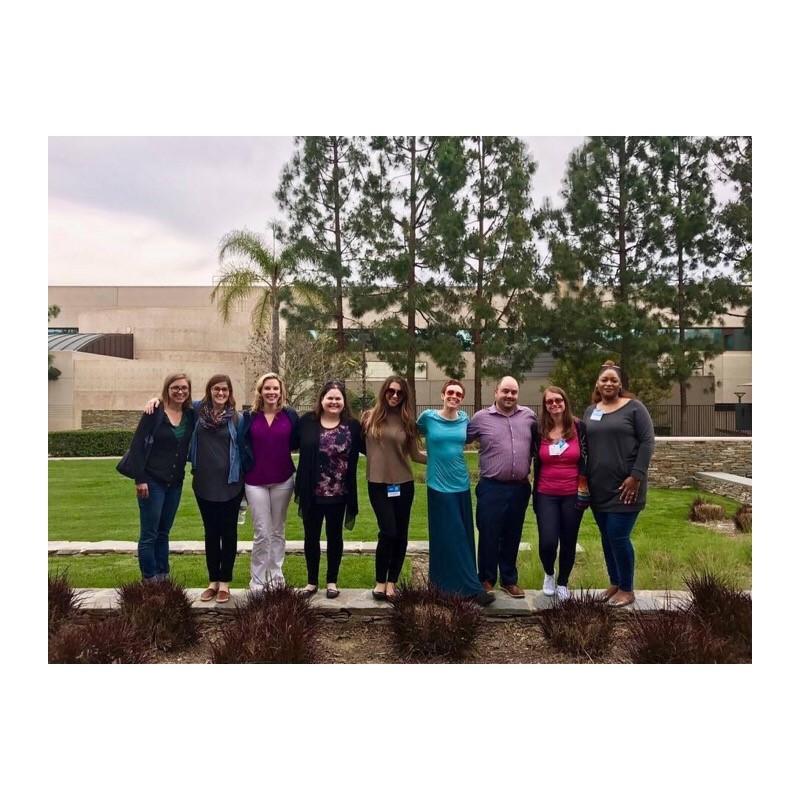 AMGEN, Migraine Blogger Summit 2017, California