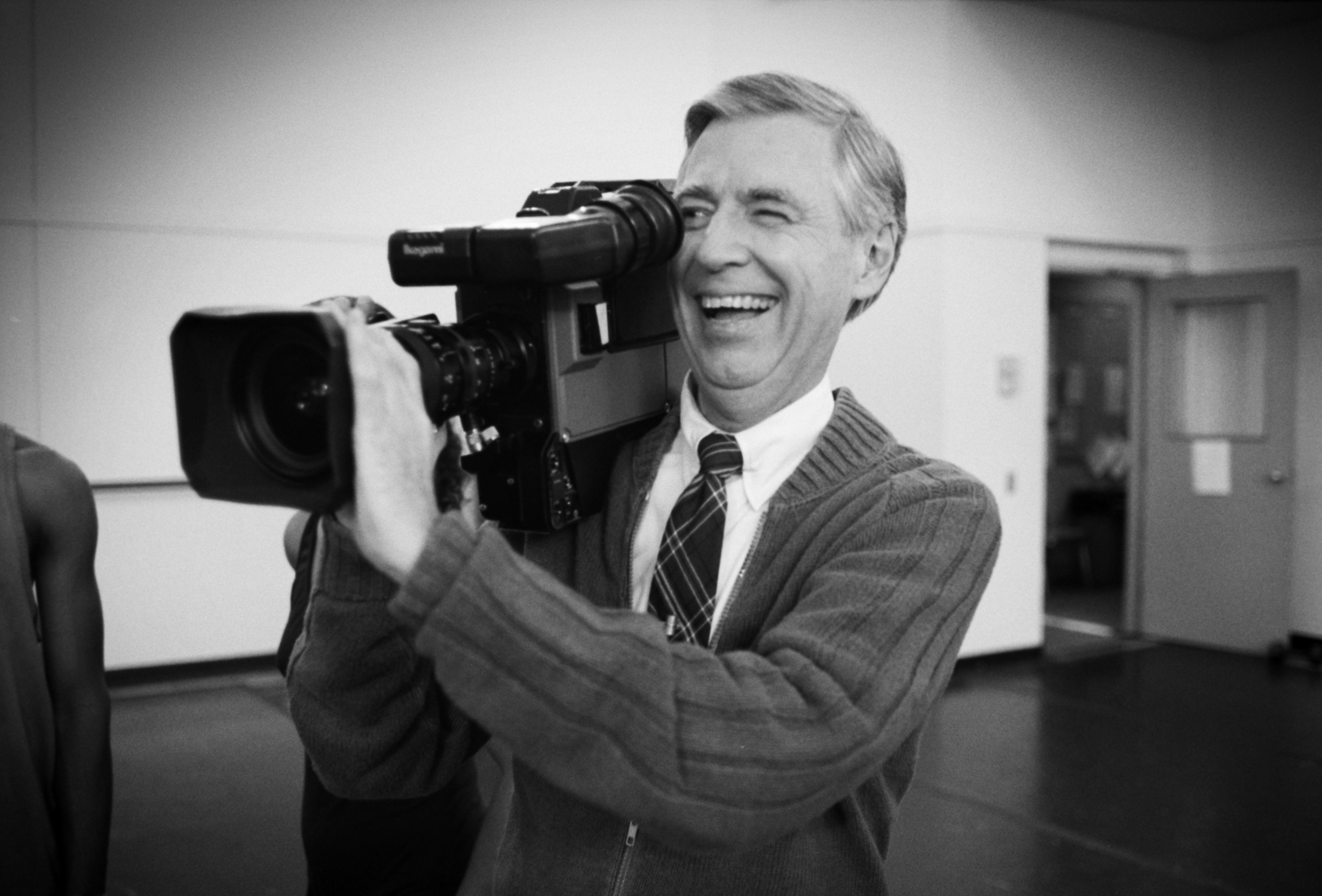 Fred Rogers at the ballet