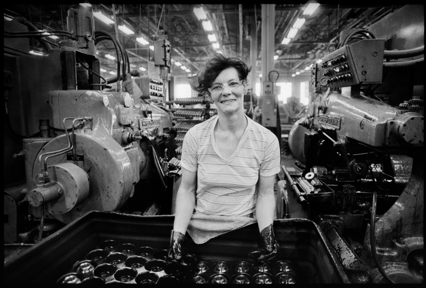 Industrial labor