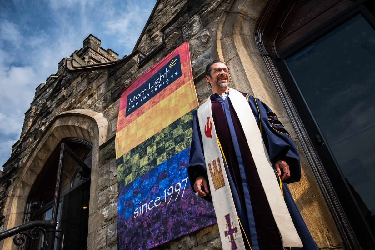 The Rev. Vincent Kolb is pastor at Sixth Presbyterian Church in Squirrel Hill.