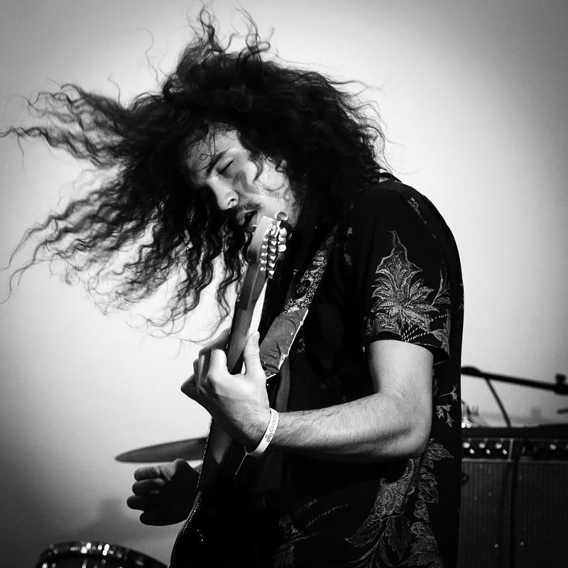 Giovanni Orsini of the band Fortune Teller
