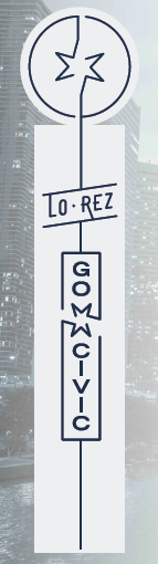 GoCivic Saison tap handle