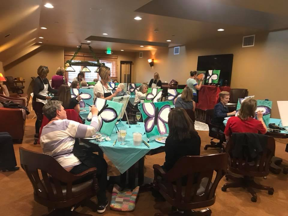 Private Parties - Host your next event at Dalton Ranch's spacious clubhouse or upstairs private meeting rooms. Full service catering and bar available.Private meeting rooms can comfortably host 20+Clubhouse event rooms can host 40+Holiday parties, celebrations can accommodate 75+