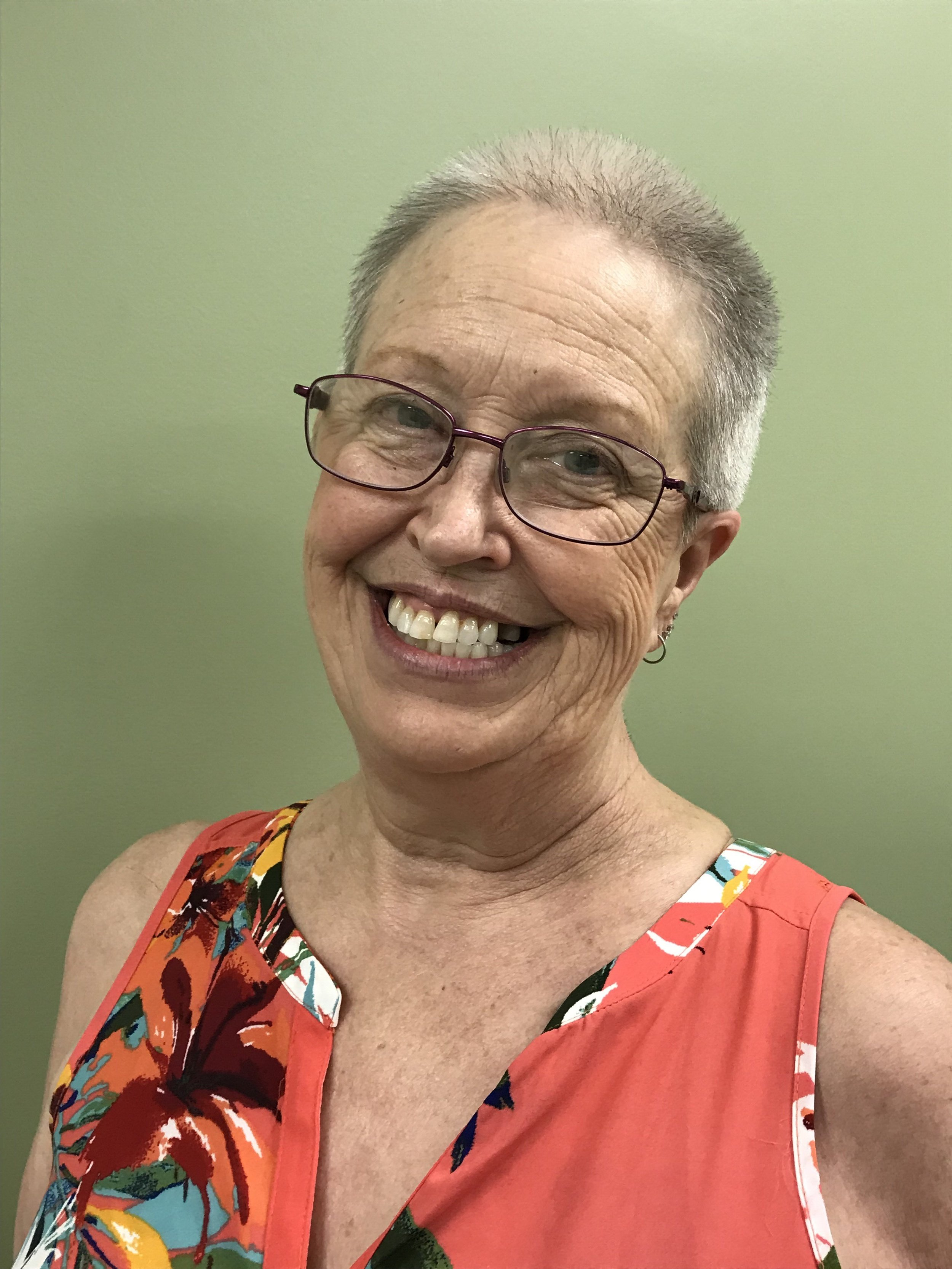 Janice Hobbs, Board of Directors, Survivors Lead ACTION