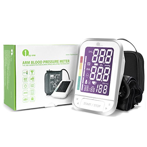 Picture of the 1by One® Arm Blood Pressure Meter