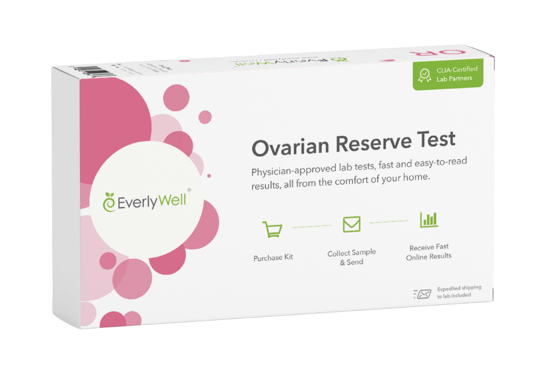 Ovarian Reserve Test by EverlyWell