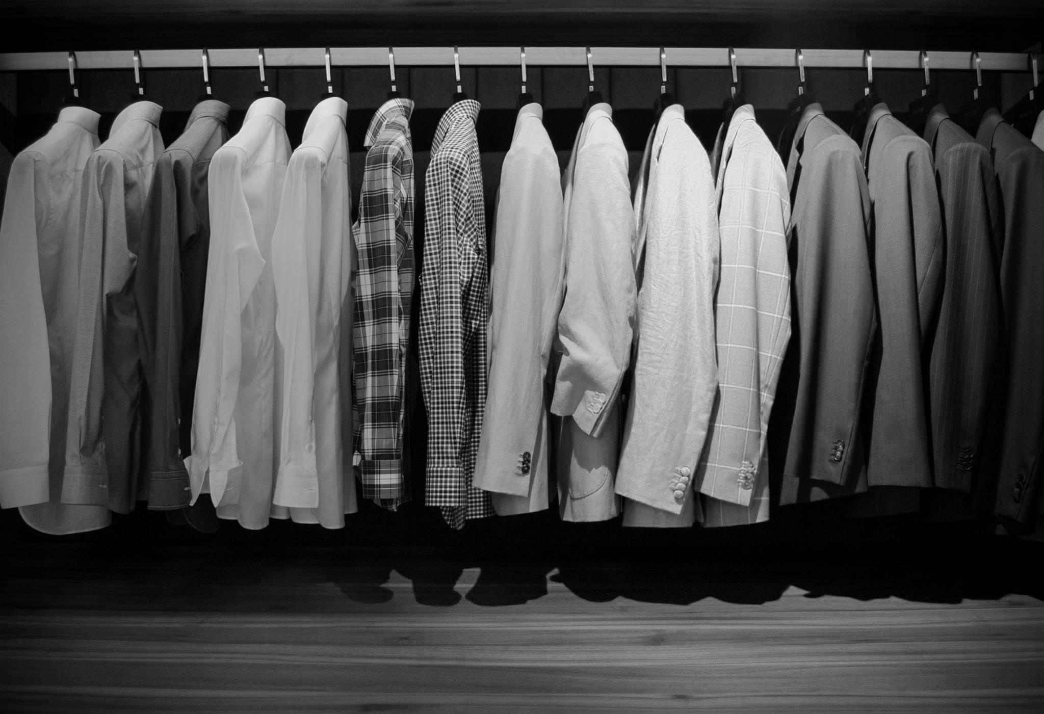 Wardrobe Closeknip