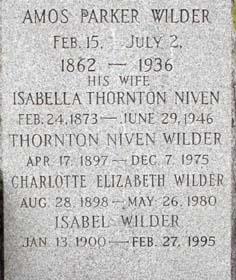 Isabel Wilder Grave.jpg