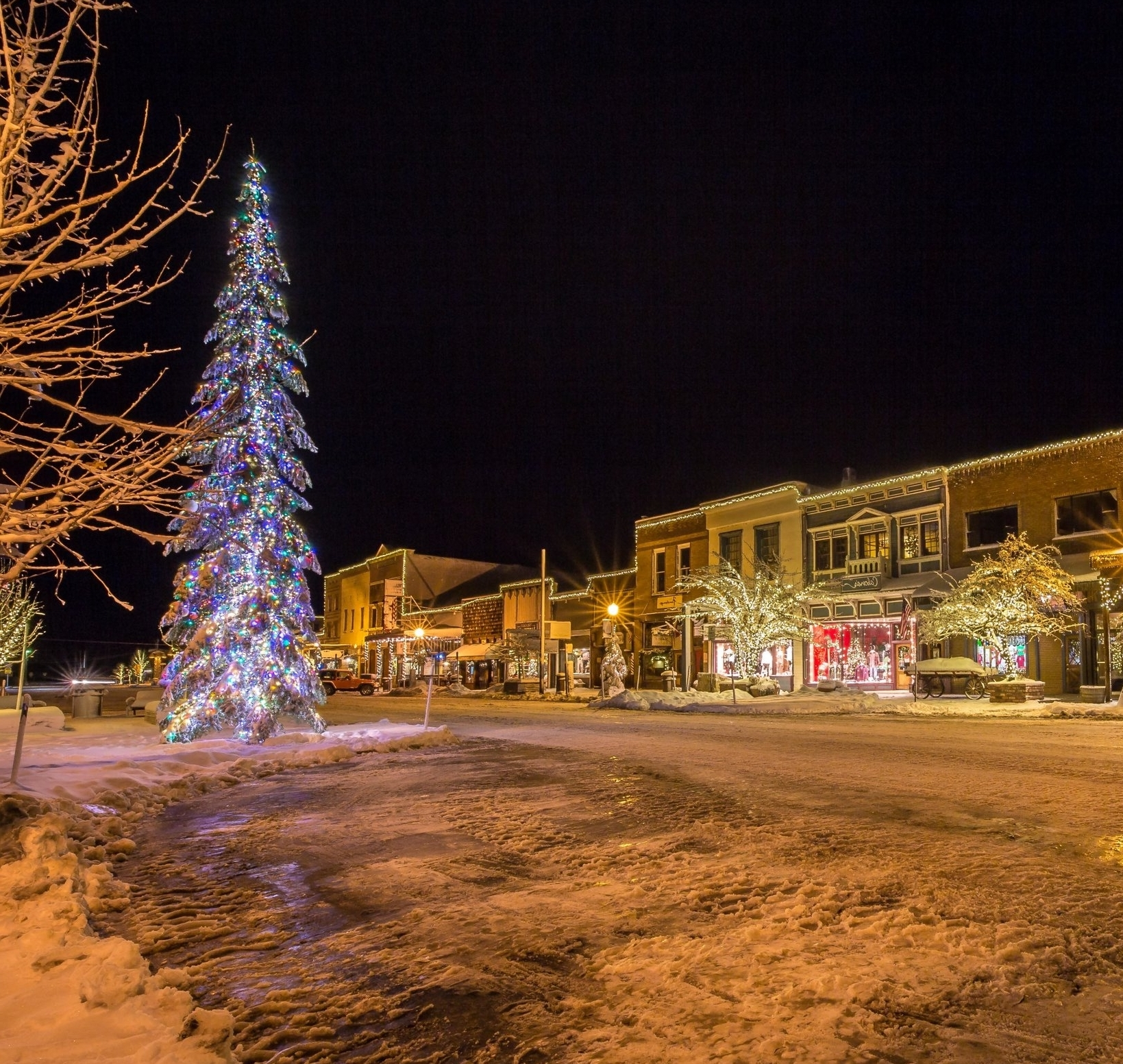 """Let's build our community. - We know that a successful downtown is a result of the relationships and partnerships between all individuals in the community. We look forward to your involvement as we continue to uphold Historic Downtown Truckee's reputation as the """"Heart and Soul"""" of Truckee."""