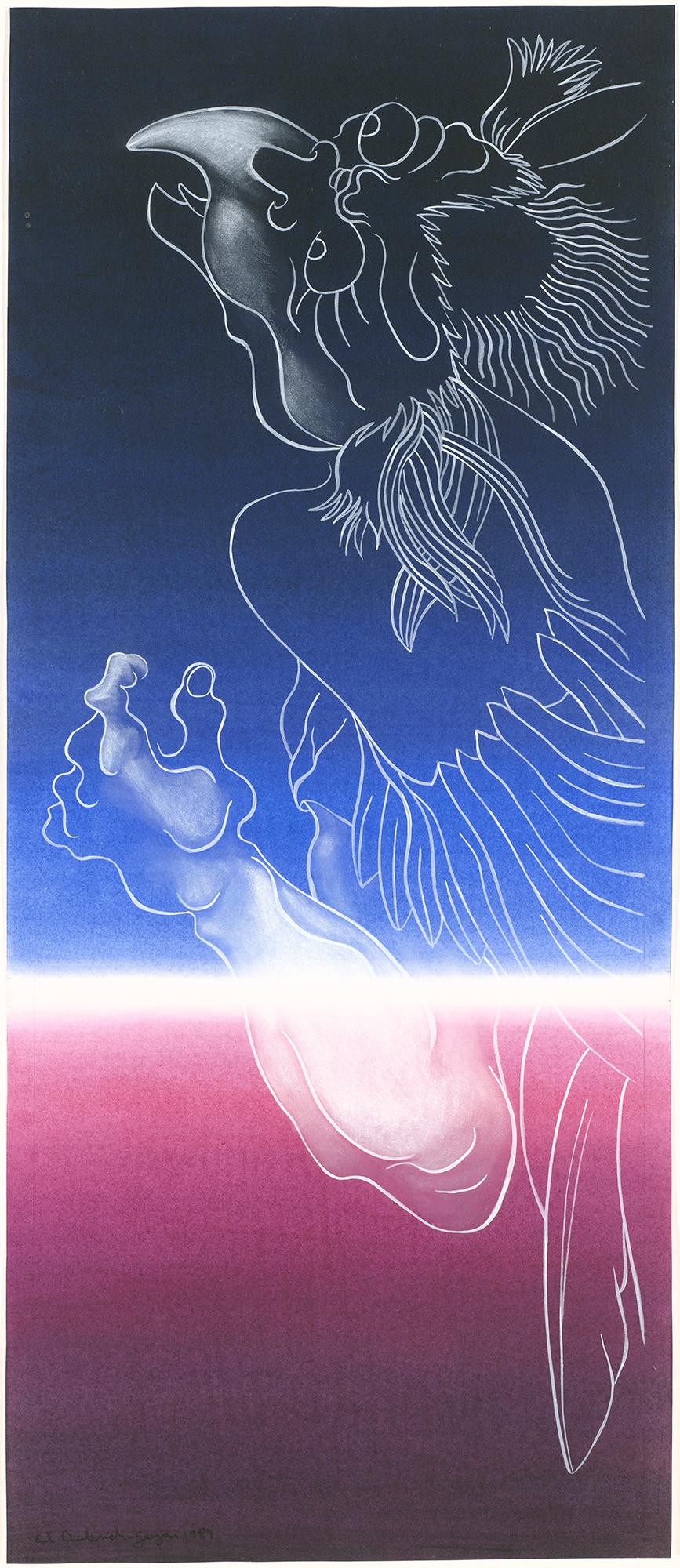 Ghosts and Demons: Karasu Tengu #2, 1989
