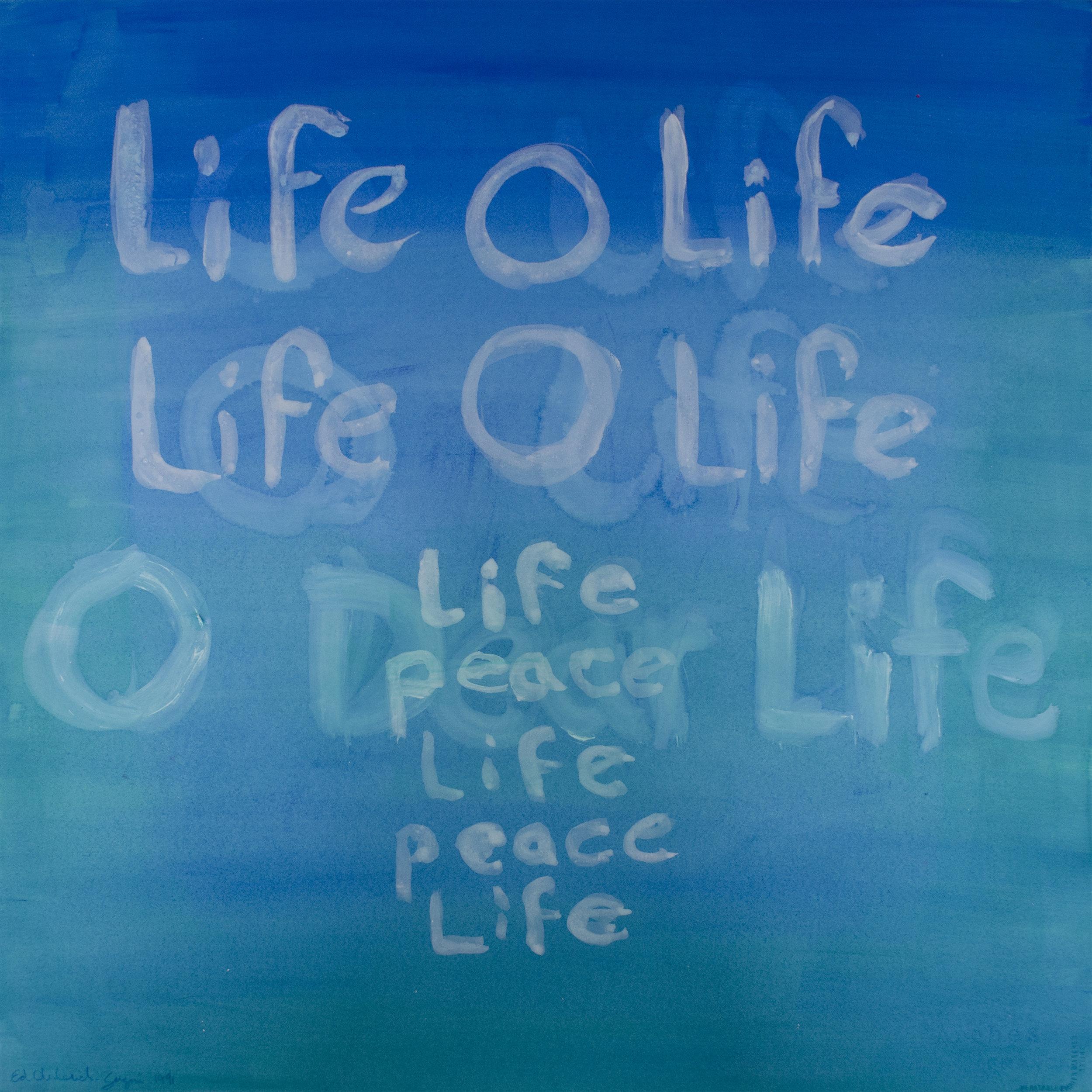 Life O Life, 1991